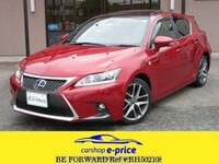 2014 LEXUS CT F SPORTS
