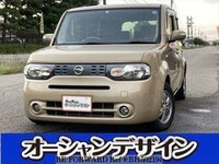 2009 NISSAN CUBE 1.5 15X V SELECTION