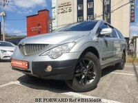 2011 SSANGYONG ACTYON PICKUP GOOD CAR