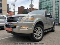 2007 FORD EXPLORER LIMITED 4WD, GOOD CAR