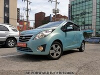 2010 DAEWOO (CHEVROLET) MATIZ (SPARK)  CREATIVE GROOVE GOOD CAR
