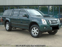 2007 ISUZU RODEO MANUAL DIESEL