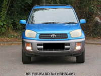 2002 TOYOTA RAV4 MANUAL PETROL