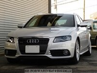 2009 AUDI A4 2.0 TFSI QUATTRO S LINE PACKAGE