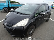 Used 2013 HONDA FIT BH469833 for Sale for Sale