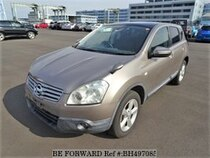 Used 2010 NISSAN DUALIS BH497085 for Sale for Sale