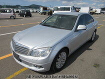 Used 2008 MERCEDES-BENZ C-CLASS BH499183 for Sale for Sale