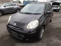 2011 NISSAN MARCH 12X