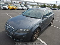 2007 AUDI A3 SPORTSBACK ATTRACTION