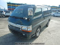 Used 2003 TOYOTA HIACE VAN BH505337 for Sale for Sale