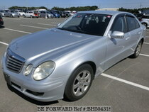 Used 2008 MERCEDES-BENZ E-CLASS BH504318 for Sale for Sale