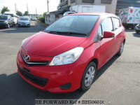 2012 TOYOTA VITZ 1.3 JEWELA SMART STOP PACKAGE