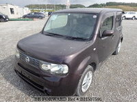 2010 NISSAN CUBE 15X M SELECTION