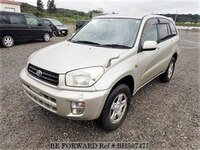 2002 TOYOTA RAV4 X G PACKAGE
