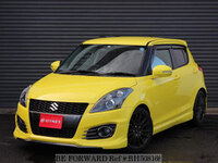 2011 SUZUKI SWIFT 1.6 SPORTS