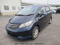 2009 HONDA FREED GI AERO