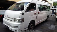 2009 TOYOTA HIACE COMMUTER 3.0DX A