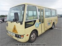 2006 MITSUBISHI ROSA KIDS BUS TURBO