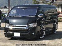 2016 TOYOTA HIACE VAN 3.0 SP GL DARK PRIME LONG