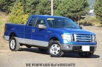 2009 FORD F150 SUPERCAB