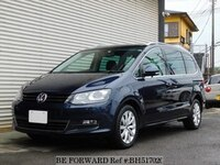 2011 VOLKSWAGEN SHARAN TSI HIGH LINE BLUE MOTION TECH