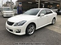 2009 TOYOTA CROWN ATHLETE SERIES 2.5 ANNIVERSARY EDITION