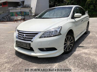 2014 NISSAN SYLPHY SIGNATURE-PUSHBUTTON-REVCAM