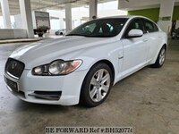 2010 JAGUAR XF 3.0 V6 LUXURY