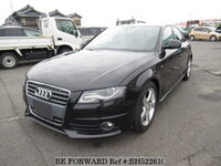 2009 AUDI A4 1.8 TFSI S LINE PACKAGE