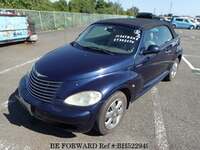 2004 CHRYSLER PT CRUISER CABRIO LIMITED 2.4L