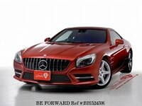 2014 MERCEDES-BENZ SL-CLASS BLUE EFFICIENCY AMG SPORT PKG