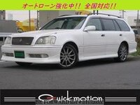 2002 TOYOTA CROWN ESTATE