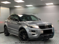 2011 LAND ROVER RANGE ROVER EVOQUE AUTOMATIC PETROL