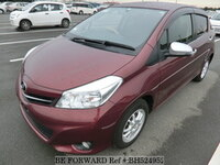 2012 TOYOTA VITZ JEWELA SMART STOP PACKAGE