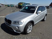 Used 2011 BMW X3 BH525237 for Sale for Sale