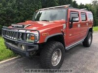 2004 HUMMER H2 SERIES