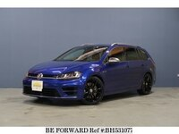 2015 VOLKSWAGEN GOLF VARIANT R LAUNCH EDITION 4WD