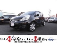 2010 NISSAN NOTE 1.515X