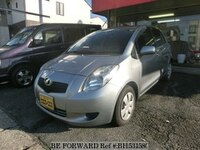 2007 TOYOTA VITZ 1.3 F ADVANCED EDITION