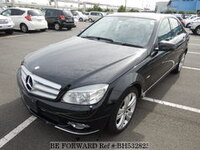 2010 MERCEDES-BENZ C-CLASS C200 BLUE EFFICIENCY AVANTGARDE