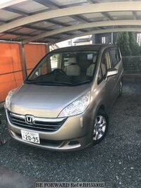 2006 HONDA STEP WGN