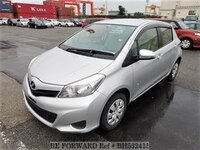 2012 TOYOTA VITZ F M PACKAGE