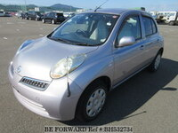 2009 NISSAN MARCH 12S COLLET SHARP