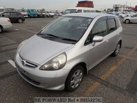 2007 HONDA FIT 1.3A HID EDITION