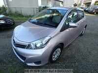 2011 TOYOTA VITZ F M PACKAGE
