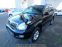 Used 2007 TOYOTA LAND CRUISER PRADO BH532278 for Sale for Sale