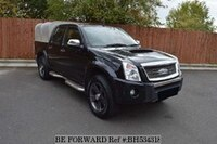 2012 ISUZU RODEO MANUAL DIESEL