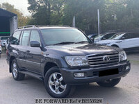 2006 TOYOTA LAND CRUISER AMAZON AUTOMATIC DIESEL