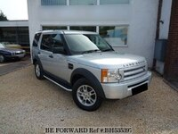 2009 LAND ROVER DISCOVERY 3 MANUAL DIESEL