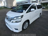 2009 TOYOTA VELLFIRE 2.4Z PLATINUM SELECTION